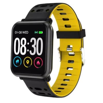 Xtouch Moments W04 Smart watch 1.3inch Black