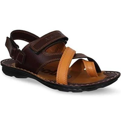 Aqualite Sandal for Mens Color Tan, PSD-1203