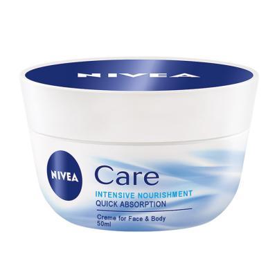 Nivea Care  Face & Body 50ml