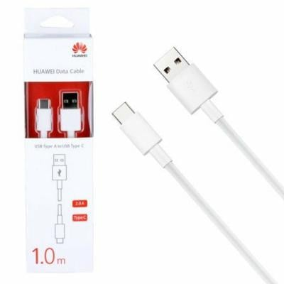 Huawei USB-C Data Cable 1Meter, White
