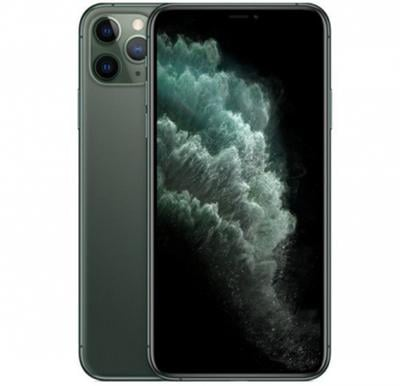 Apple iPhone 11 Pro Max With FaceTime Midnight Green 512GB 4G LTE