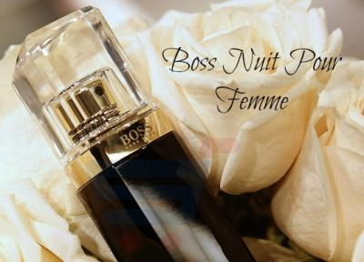 Hugo Boss Nuit Pour Femme Fresh Perfume For Women - 75ml
