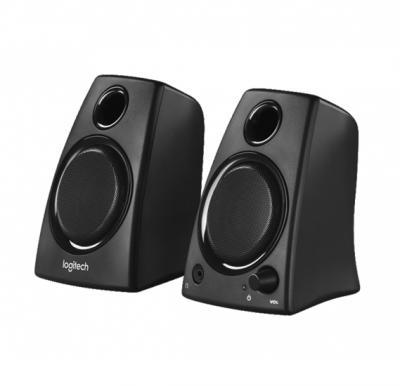 Logitech Speaker Stereo 2.0 Z130 Black 980-000419