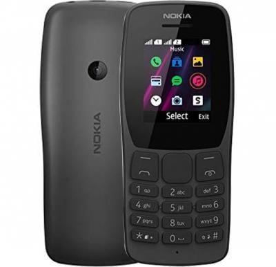 Nokia 110 Dual SIM Black 2G