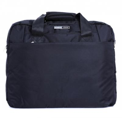 Para John 16-inch Laptop Bag - Black, PJLB8037A16