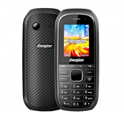 Energizer Energy E12 Mobile Dual SIM, Black