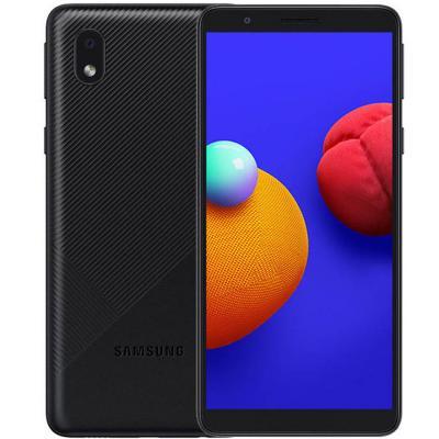 Samsung Galaxy A01 Core Dual SIM, 1GB RAM 16GB Storage, 4G LTE, Black