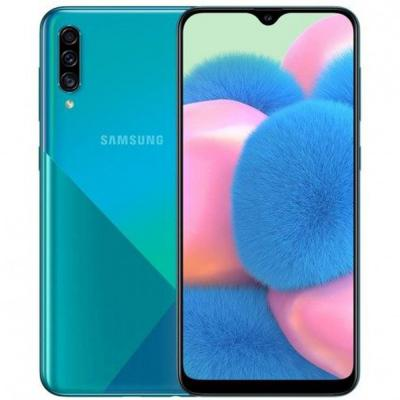 Samsung Galaxy A30s Dual SIM  64GB 4GB RAM 4G LTE- Green