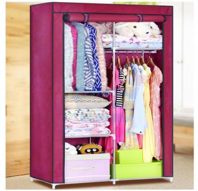 General wardrobe locker cloth simple cloth closet wardrobe portable wardrobe cloth folded wardrobe