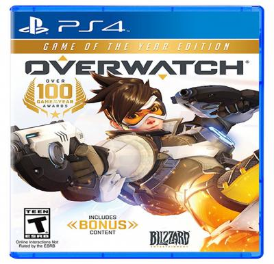 Activision Blizzard Inc Overwatch GOTY Edtn For PS4