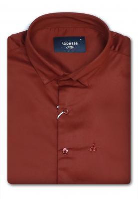 Address Formals Shirt Red, XXL