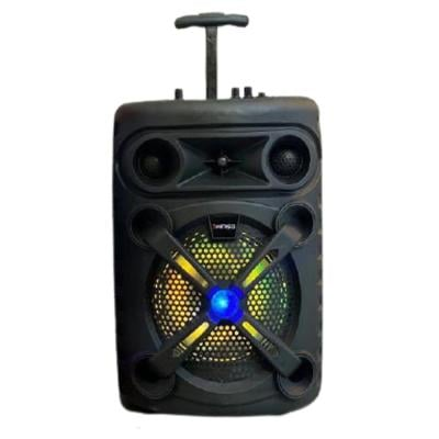 Kimiso Wirless Bluetooth Speaker 3000 mAh With Mic, QS-830