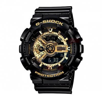 Casio G-Shock GA-110GB-1ADR  Analog Digital Watch-Black