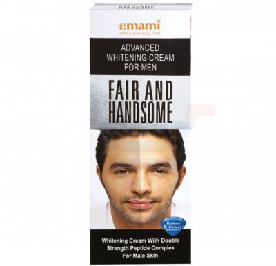 Emami Fair & Handsome Advanced Whitening Cream For Men 80gm - 8569