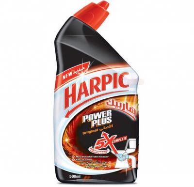 Harpic Original Power Plus Liquid Toilet Cleaner 500ml