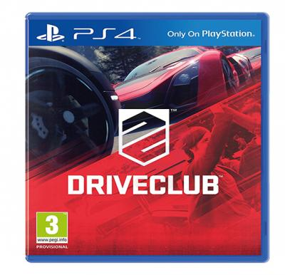 Sony Drive Club For PS4