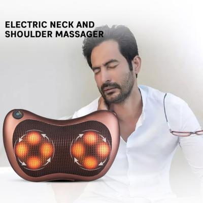 Electric Neck And Shoulder Massager