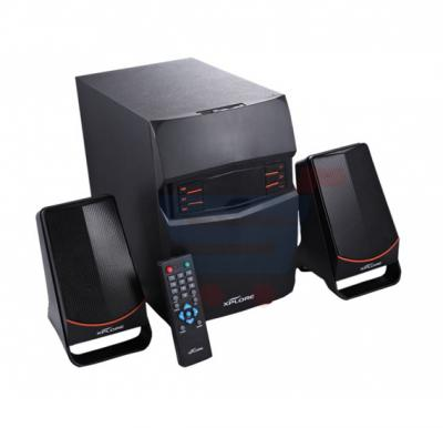 Xplore Multimedia Speaker System EM-3685F-Black