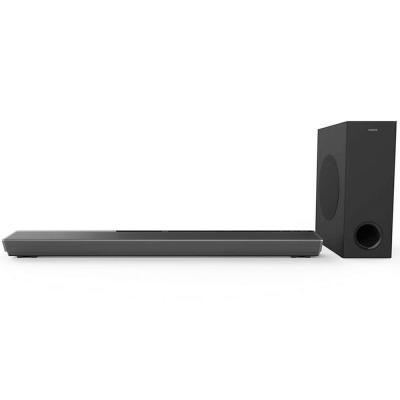 Philips Performance 3.1 CH wireless subwoofer Soundbar Speaker, TAPB603/98