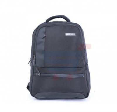 Para John 19 inch Backpack Black - PJBP6593