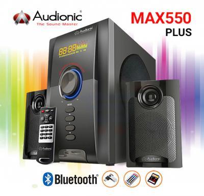 Audionic Max-550 Plus, Bluetooth Speaker
