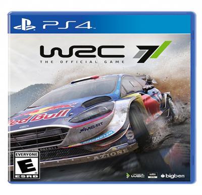 Maximum Games WRC 7 For PS4