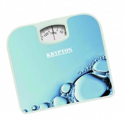 Krypton Bath Scale Manual Weight 130Kg KNBS5138