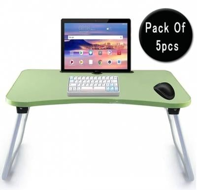 5 IN 1 Bundle Offer offer Laptop Table, Assorted