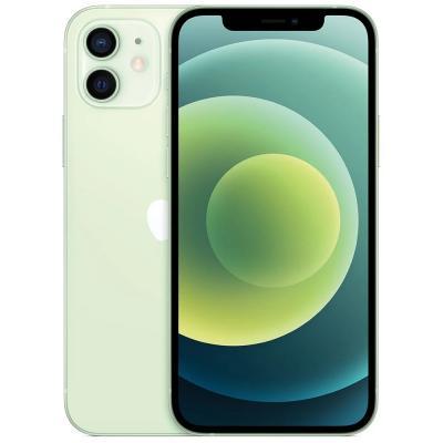Apple iPhone 12 Dual Sim, 256GB Storage, 5G, Green, HK Specs