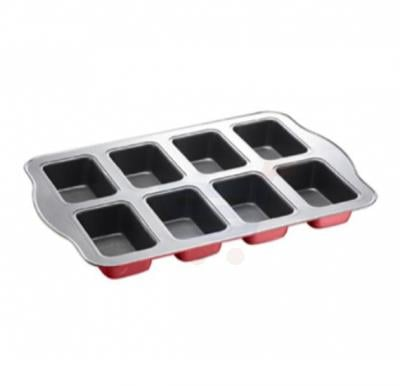Flamingo Muffin Pan 8 Cup - FL3404MD