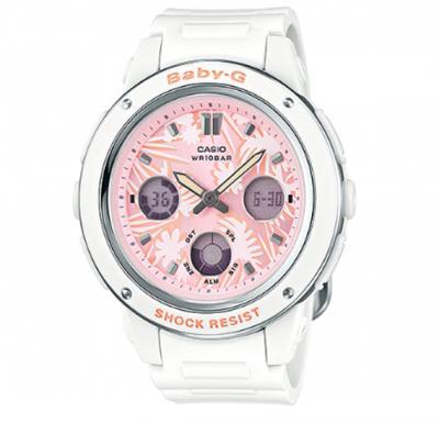 Casio Baby-G Analog Digital Womens Watch , BGA-150F-7ADR