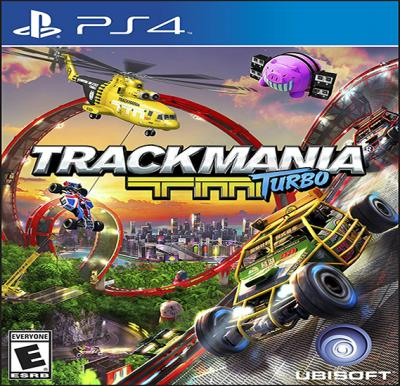 Ingram TrackMania Turbo For PS 4