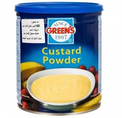 Greens Custard Powder 454gm