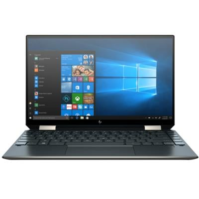 HP Spectre X360 13 Notebook, 13.3 Inch Touch Display Core i7 Processor 16GB RAM 512GB SSD Storage Intel Iris Plus Graphics Win10