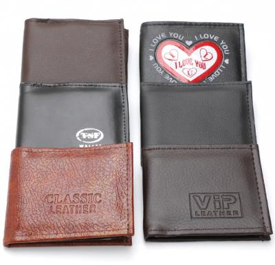 6 in 1 Mens Fashion Wallet Collections