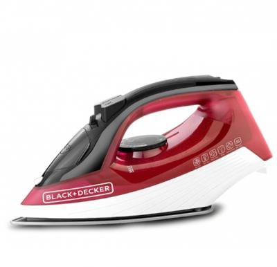 Black & Decker 1600W OPP Steam Dry with Anti Drip, X1550-B5