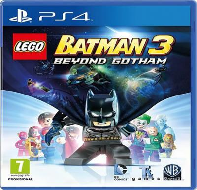 Warner Bros Lego Batman 3 For PS4