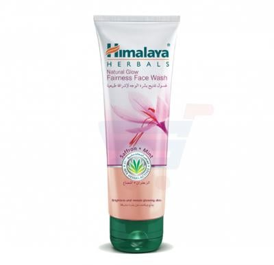 Himalaya Natural Glow Fairness Face Mask 100 ML - NHS0150