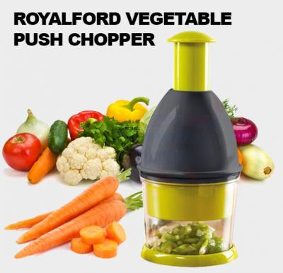 Royalford Vegetable Push Chopper RF8746