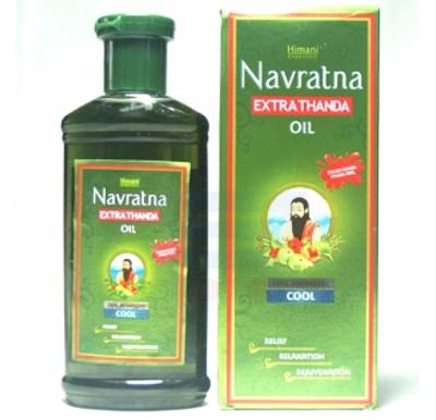 Navratna Extra Thanda Cool Oil 300ml - 3101