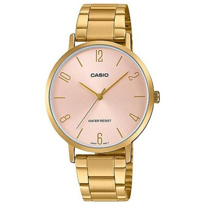 Casio Womens Analog Dress Watch, LTP-VT01G-4B