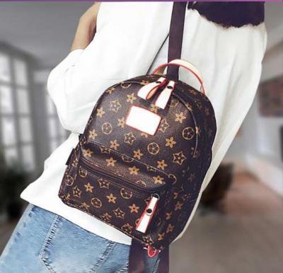 Mochila School Bags For Teenagers Girls Top-white handle Backpacks