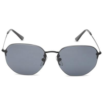 Fastrack M217BK4 Men Oval Sunglasses, Large