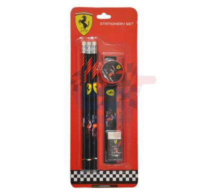 Ferrari Ready to Burn It 6 In 1 Set - RTBI07405