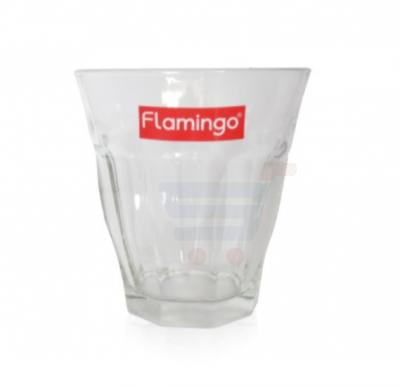 Flamingo Glass Set - FL5609GWC