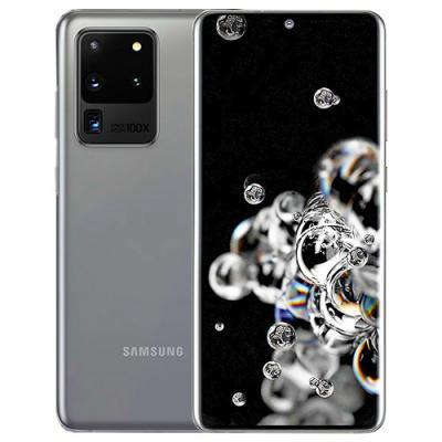 Samsung Galaxy S20 Ultra Dual SIM 12GB RAM 128GB 5G, Cosmic Gray