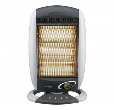 Sonashi SHH-1000R Halogen Heater With Remote Control