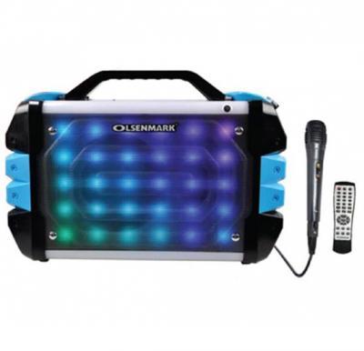 Olsenmark Rechargeable Portable Speaker, OMMS1185
