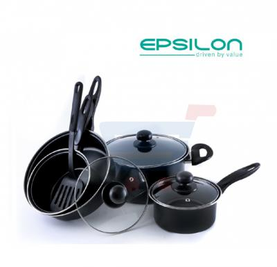 Epsilon 8 Pieces Cookware Set EN3116