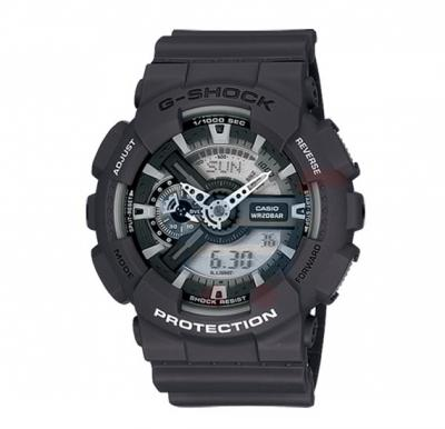 Casio G-Shock GA-110C-1ADR  Water Resistant Watch For Men-Black